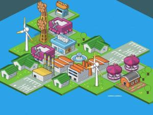 55天城市规划