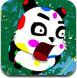 彩色熊猫横空出世无敌版