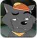 哈哈镜之灰太狼红太狼