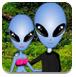 外星人逃离针叶林