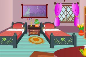 逃出迷你卧室5