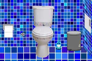 逃逸蓝浴室2