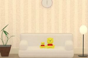 逃出3D可爱小屋