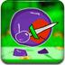 小紫球收集水晶