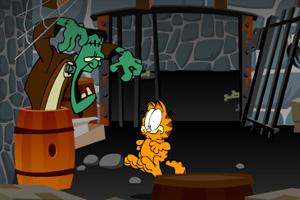 加菲猫闯鬼屋2