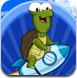 乌龟向前飞