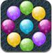 射击彩色气球