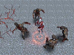 奥特曼大战僵尸3D积分版