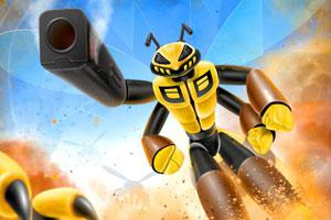 蜜蜂中的英雄