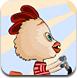 小鸡骑自行车