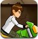 少年骇客骑摩托