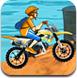 3D沙滩越野摩托