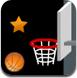 跳跃的篮球