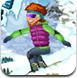 高山极限滑雪