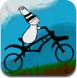 雪人自行车