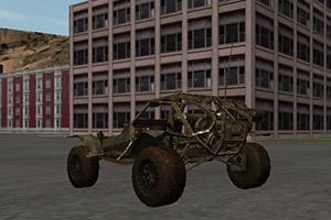 3D小镇驾驶