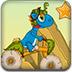 小恐龙骑石车