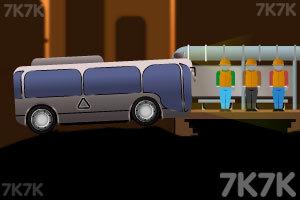 工地大卡车驾驶