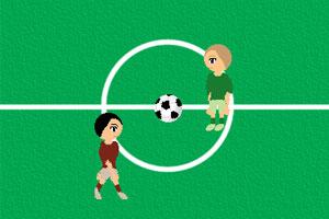 世界杯足球对抗赛