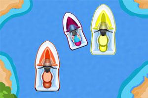 摩托艇挑战赛