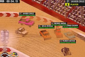 3D疯狂车赛无敌版