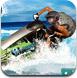 环岛摩托艇赛