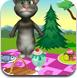 汤姆猫去野餐