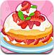 制作美味草莓蛋糕