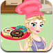 艾莎做甜甜圈