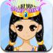 装扮埃及公主
