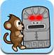 猴子推石雕