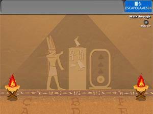 逃出埃及宫殿