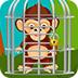小猴子逃出丛林