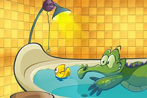 鳄鱼小顽皮找鸭子选关版