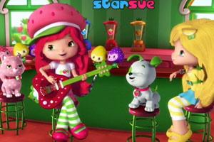 草莓公主音乐屋