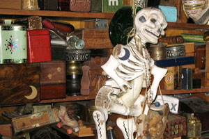 古玩收藏室探秘2