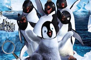 企鹅村找数字2