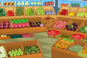 蔬果店找蔬果