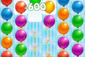 彩色气球对对碰