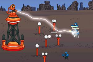 光电之塔防御战
