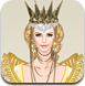 童话公主长裙