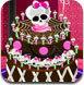 怪物高中的生日蛋糕