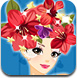 鲜花和彩妆