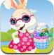 復活節可愛兔寶