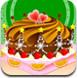 設計皇冠蛋糕