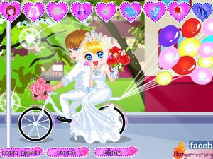 幸福单车恋人