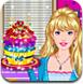 芭比的生日蛋糕