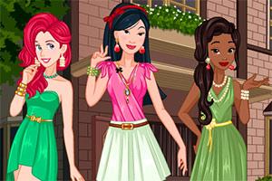 公主三姐妹