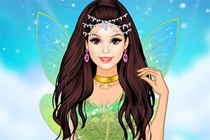 芭比的仙女装扮