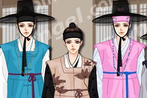 古典韩式男装